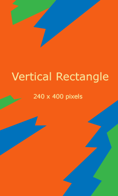Vertical Rectangle